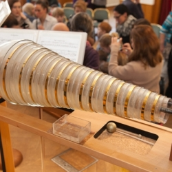 Das ist eine Glasharmonika