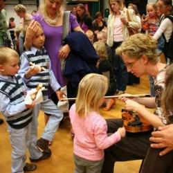 ...auch Monika A. hat Erfahrung mit Kindern