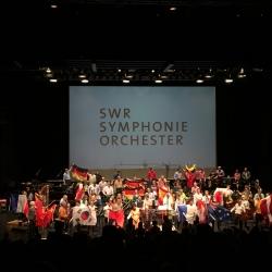 Das Multi-Kulti-Orchester vom SWR