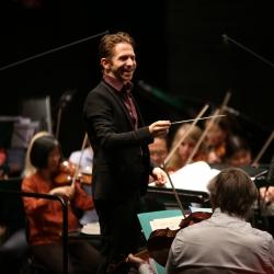 Dirigent Georg Mayrhofer