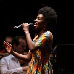Joana Obeng reißt alle mit
