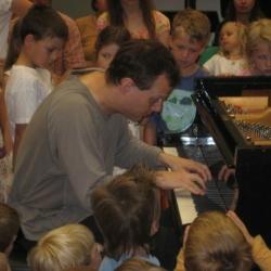 So schön kann ein Klavier klingen...