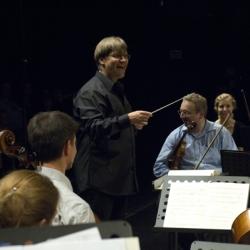 Andreas Kraft, der Dirigent